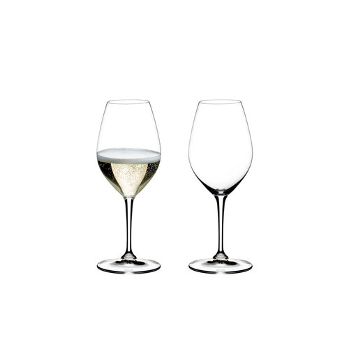 Riedel Vinum Champagne Wine Glass (set of two)
