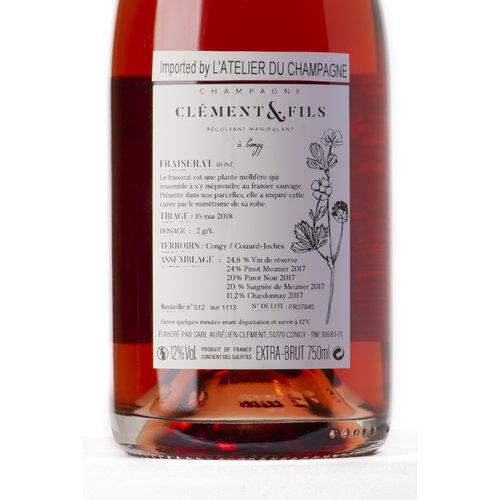 Clément & Fils Fraiserat rosé