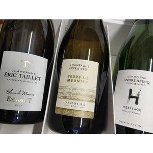 L'Atelier du Champagne l'Atelier Box: meunier