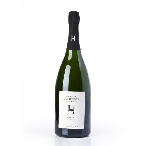 André Heucq Héritage Blanc de meunier magnum (1,5 liter)