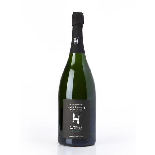 André Heucq Vintage 2014 Hommage parcellaire 'Les Roches' magnum (1,5 liter)