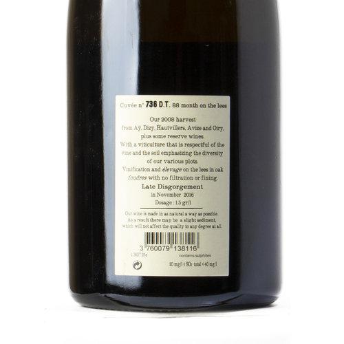 Jacquesson Cuvée 736 Dégorgement Tardif magnum (1,5 liter)