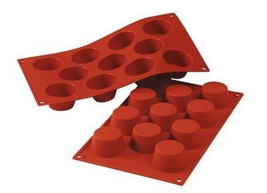 Silicone bakvormen- en matten