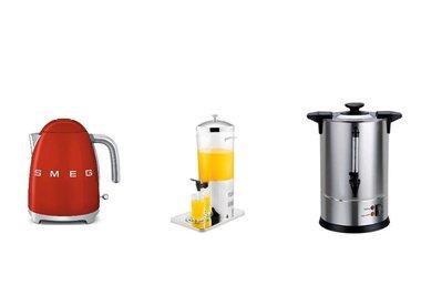 Kaffee / Tee / Wasser / Saft