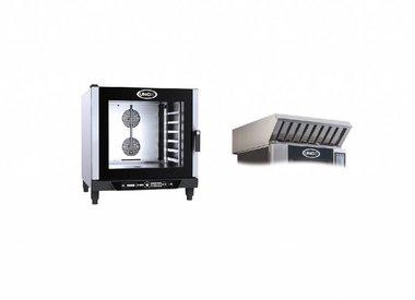 Ovens / extractor hoods
