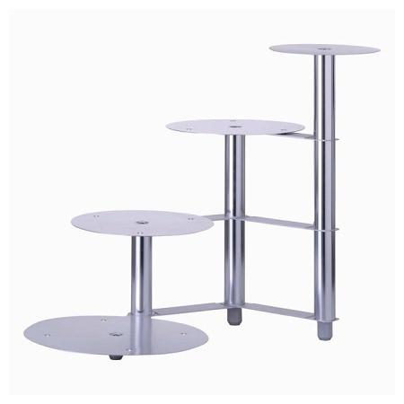 Schneider Aluminium Hochzeitsenständeder, 4 Teile