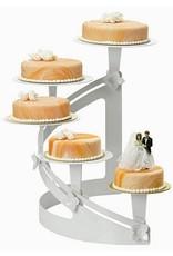 Schneider Etagère bruidsstandaard, gelakt