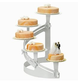 Schneider Etagère wedding stand, lacquered