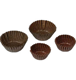 Schneider Cupcake tub brown, 20