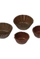 Schneider Cupcake tub brown, 25