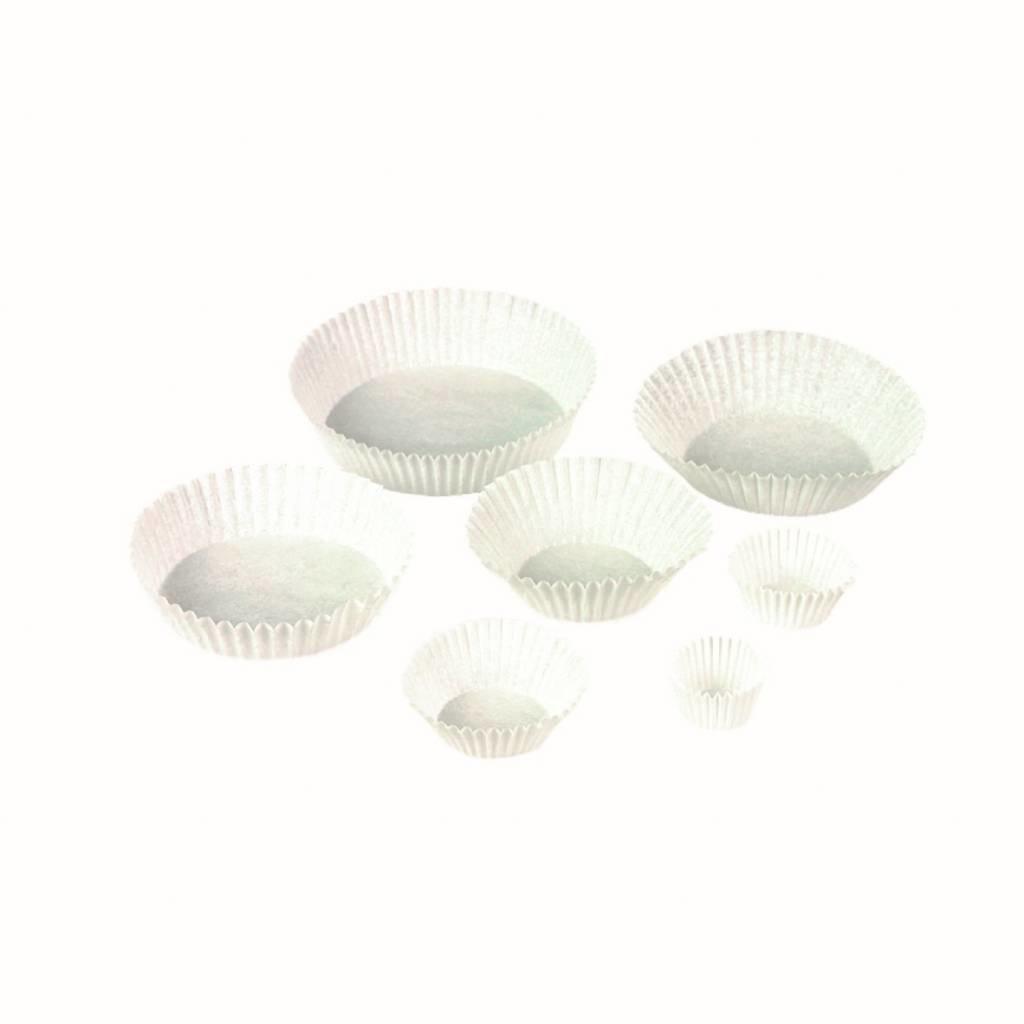 Schneider Cupcake tub white, 50