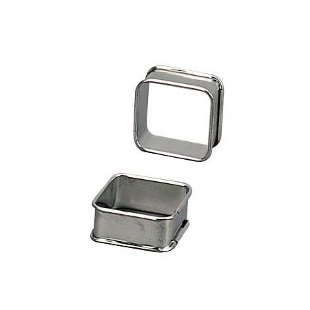 Kuchenring Quadratisch 60 x 60 x 30(h) mm