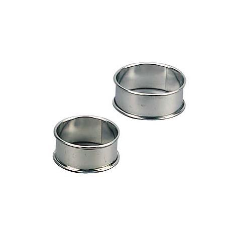 Cake ring 80 x 20(h) mm