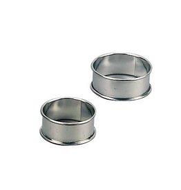 Cake ring 80 x 25(h) mm