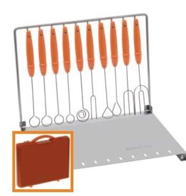 Schneider Dipping fork set (10 pcs + standard)