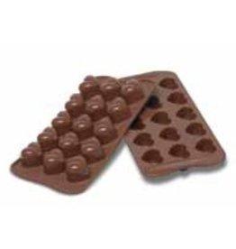 Schneider Chocolate shapes Heart