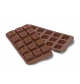 Schneider Chocolate shapes Cube