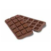 Schneider Chocolate shapes Cube