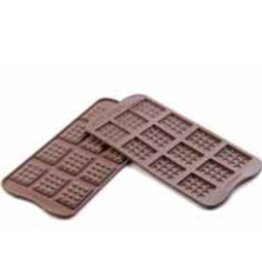 Schneider Chcolate shapes Waffle