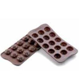 Schneider Chocolate shapes Rose