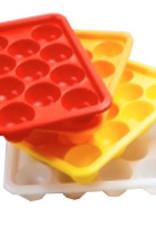 Scaritech Deegrijsplaat ( Pizza ) - rood