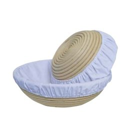 Schneider Dough rising basket cloth, round 19 cm