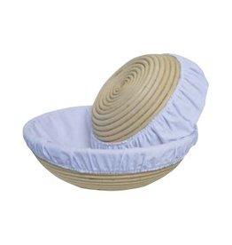 Schneider Dough rising basket cloth, round 22 cm