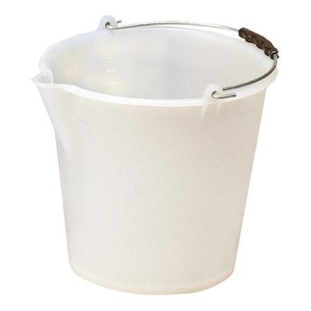 Schneider Kunststof emmer, 12 liter