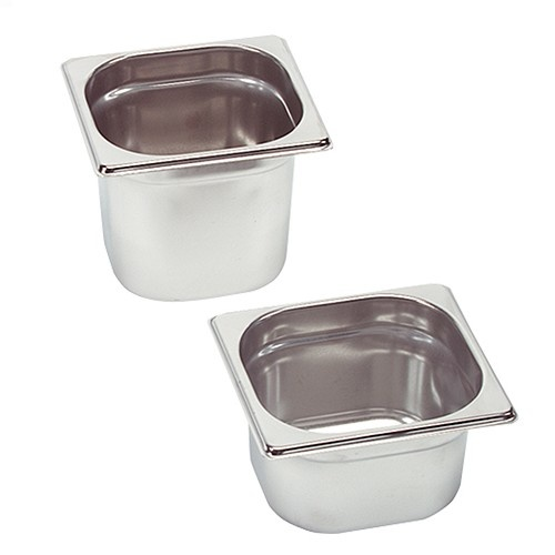 Gastronorm container, GN 1/6 x 150(h) mm
