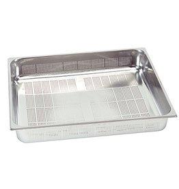 Perforiert Gastronorm-Behälter, GN 2/1 x 20(h) mm