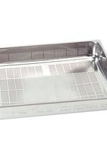 Geperforeerde gastronormbak, GN 2/1 x 100(h) mm