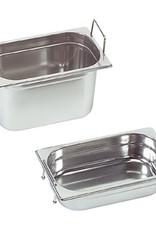 Gastronorm-Behälter mit versenkbaren Griffen, GN 1/4 x 100(h) mm