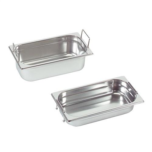 Gastronorm-Behälter mit versenkbaren Griffen, GN 1/3 x 65(h) mm