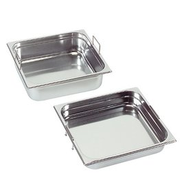 Gastronorm-Behälter mit versenkbaren Griffen, GN 1/2 x 65(h) mm