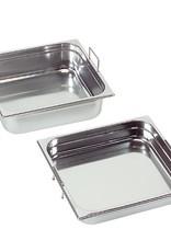 Gastronorm-Behälter mit versenkbaren Griffen, GN 1/2 x 100(h) mm