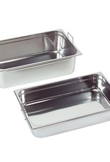 Gastronorm container with recessed handles, GN 1/1 x 100(h) mm