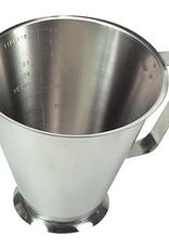 Edelstahl Messbecher, 1 Liter