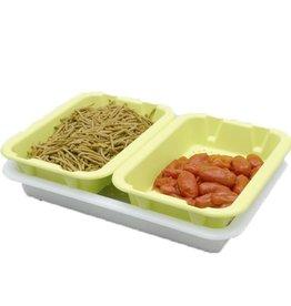 Drip tray 400 x 300, green