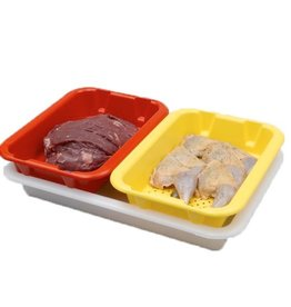Drip tray 400 x 300, red