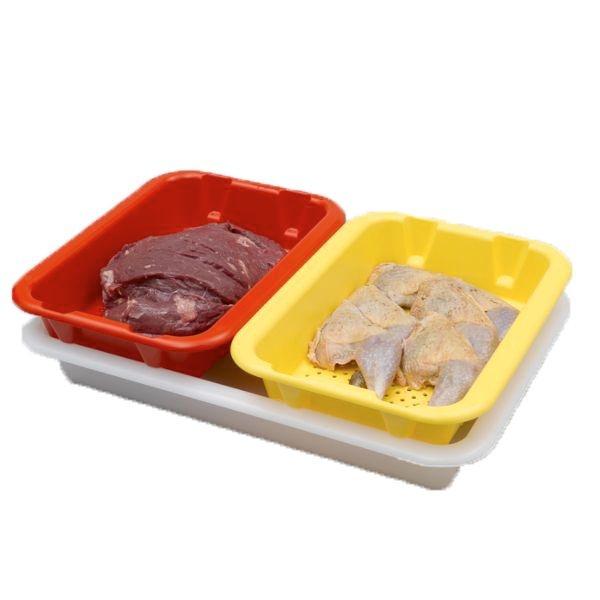 Scaritech Drip tray 400 x 300, yellow