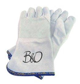 B&O short baking mittens, 5 fingers