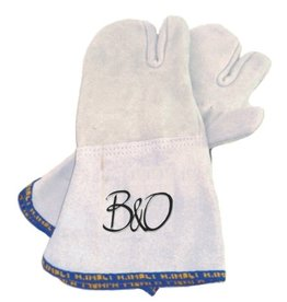 B&O baking mittens, 3 fingers