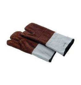 Schneider Backhanschuhe Leder, 3 finger