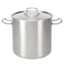 Pujadas Pujadas stainless steel saucepan, high model