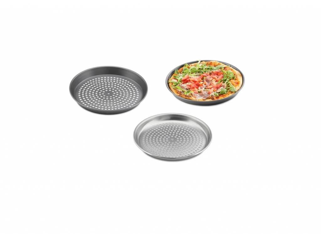 Pizzapan 340 mm, unbeschichtet