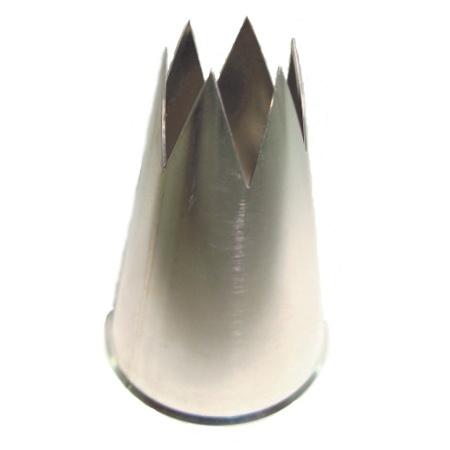 Kartelspuit 6-tands, 5 mm