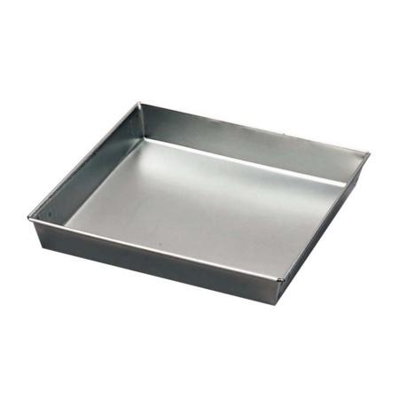 Kuchenblech Quadrat 340 mm