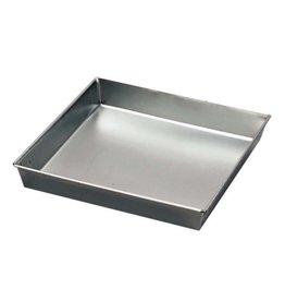 Kuchenblech Quadrat 380 mm