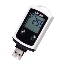 Temperature logger EBI 300