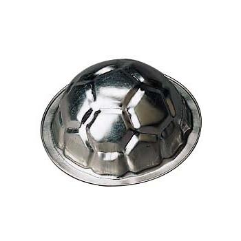 Bakvorm halve voetbal